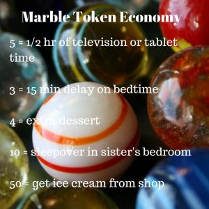 marble token economy