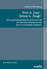 Katarina Werneburg: Print Is 'Easy', Online Is 'Tough'
