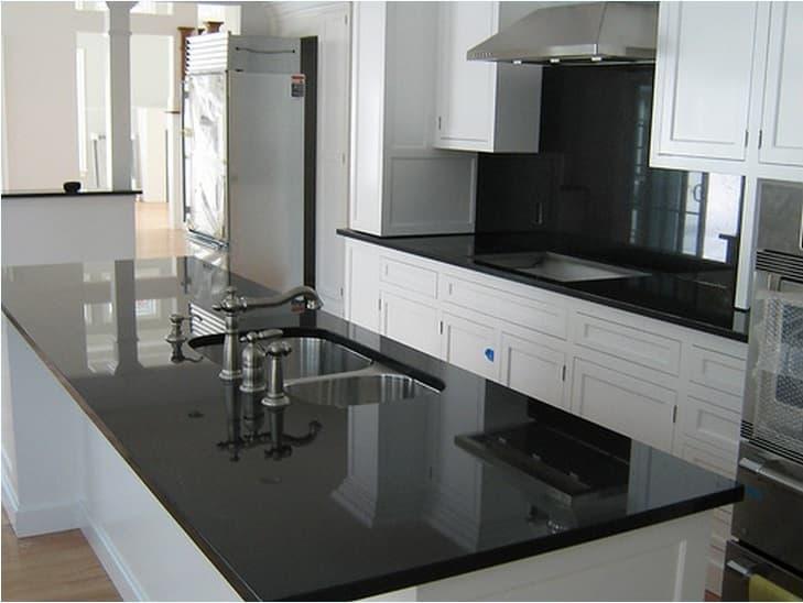 Black Granite   Best Black Granite Price per square foot ... on Backsplash:gjexfbx4_Ly= Black Granite Countertops  id=39418