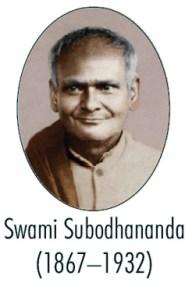 Swami Subodhananda Jayanti