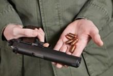 ירי של חייל בחופשה