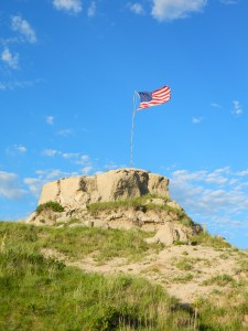Flag Butte, Dawes County, Chadron Nebraska