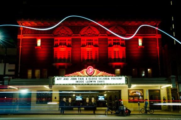 paramount theatre haunted movie dance arts