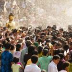 songkran Versammlung