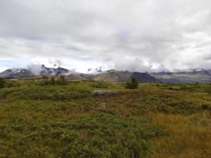 Wanderung am Svartifoss