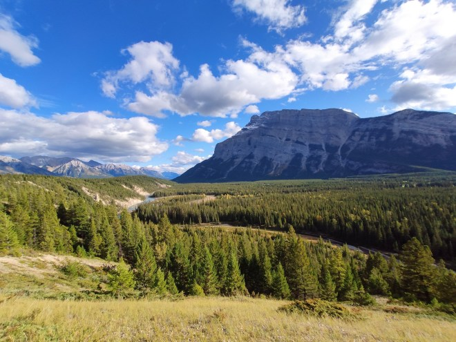 Bow Valley bei Banff
