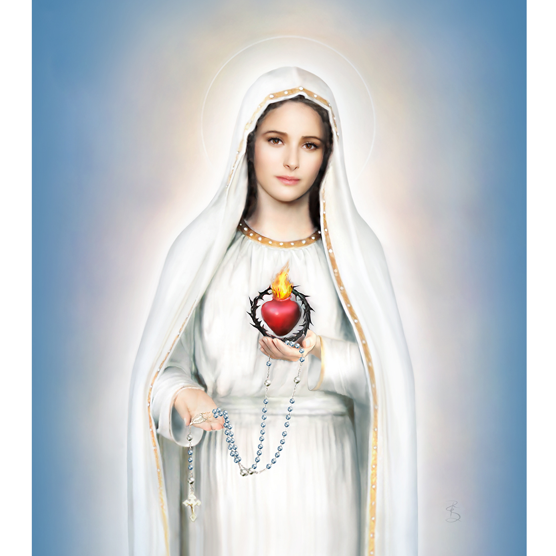 Our Lady of Fatima, Immaculate Heart of Mary