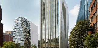 Rendering of Canopy by Hilton London City [Credit: future54]