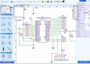 Controller for automatic lighting of the working area in the kitchen Part 1  Arduino Version