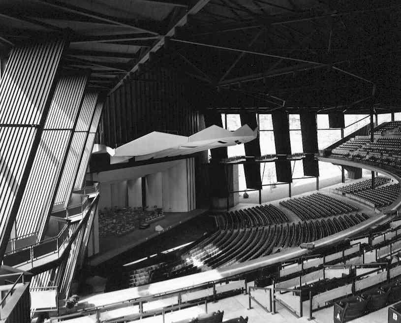 Saratogo Performing Arts Center