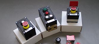 Control Stations built by R&M