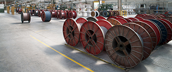 Electrical cable spools