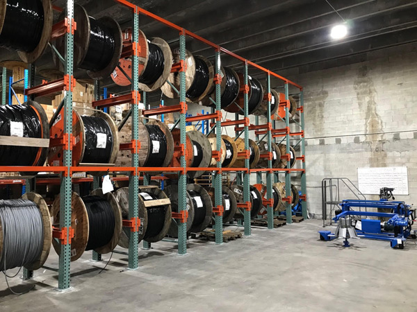 IEC electrical, cable and lighting stock in Miami