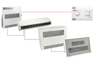 System X Flexible Commercial Heating System