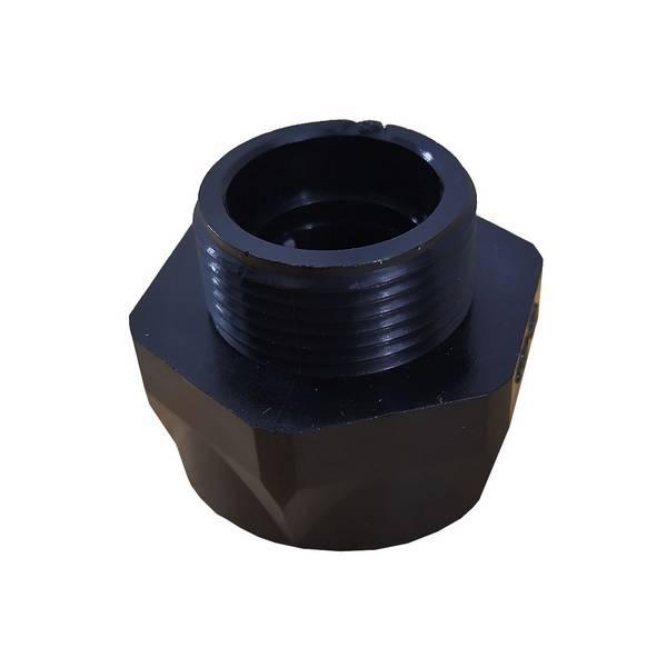 Amplificateur pour presse-étoupe noir • PG16 à PG21