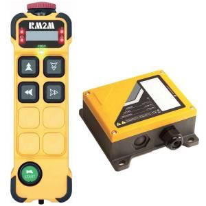 Radiocommande K400 • 4 boutons (1 cran)