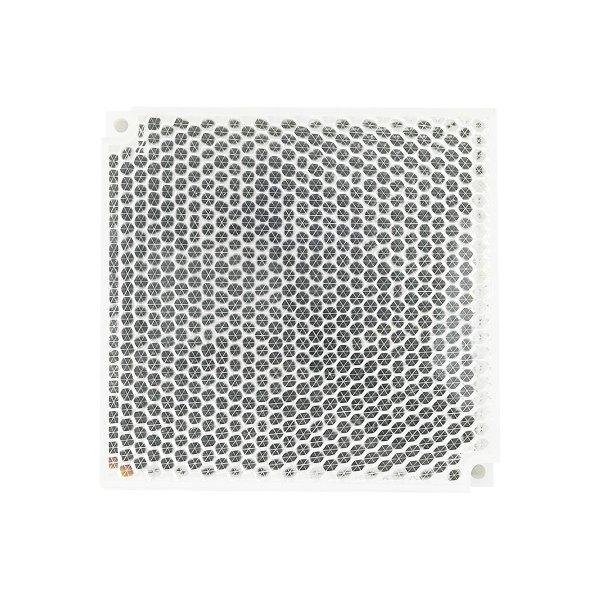 Réflecteur carré 100x100mm pour cellule photoélectrique