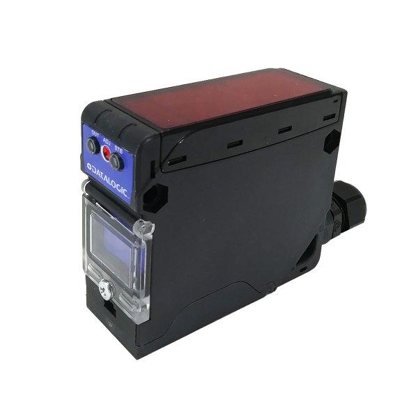 Détecteur photoélectrique infrarouge à détection polarisée par réflexion sur bornier • portée 25m