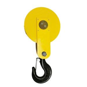 Moufle pour palan 1 réa • Charge 3,2 t (M5) • Pour câble Ø 10-11 mm