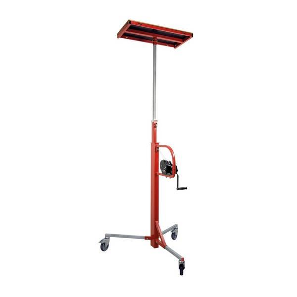 Lève-matériel vertical 3,5 m – Charge max 100 kg