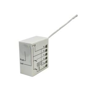 Récepteur radio TT2D pour commande à distance de portail ou autres appareils non dangereux (éclairage, etc…)