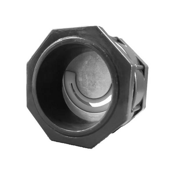 Presse  étoupe • PG36 • Pour câble plat 12×1,5 mm² • demi lune
