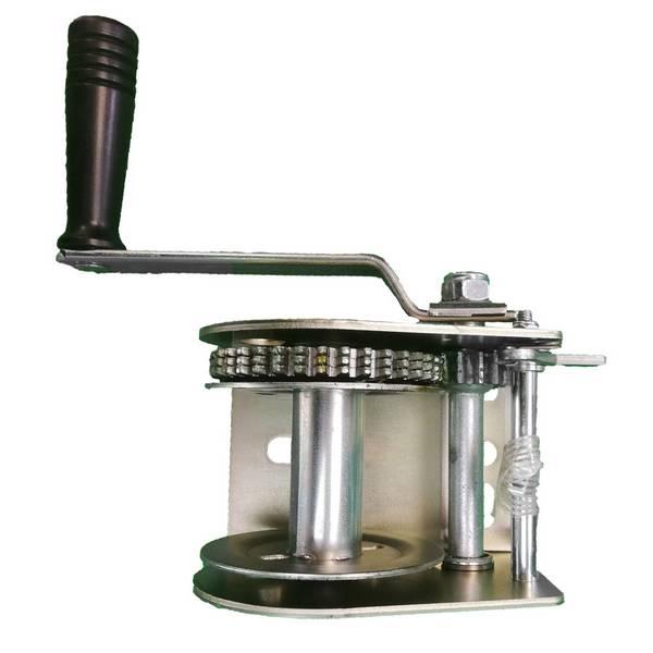 Treuil manuel de halage 723 kg sans câble