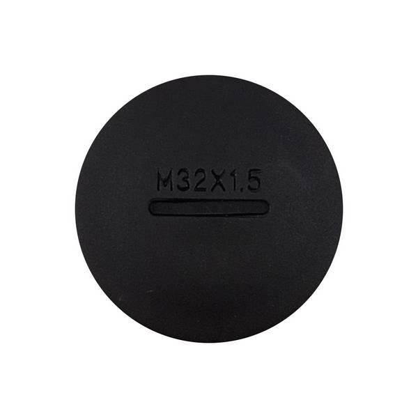 Bouchon pour presse-étoupe M32 Noir