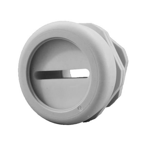 Presse           étoupe • PG11 • Pour câble 7×18 mm² avec extrémité arrondie