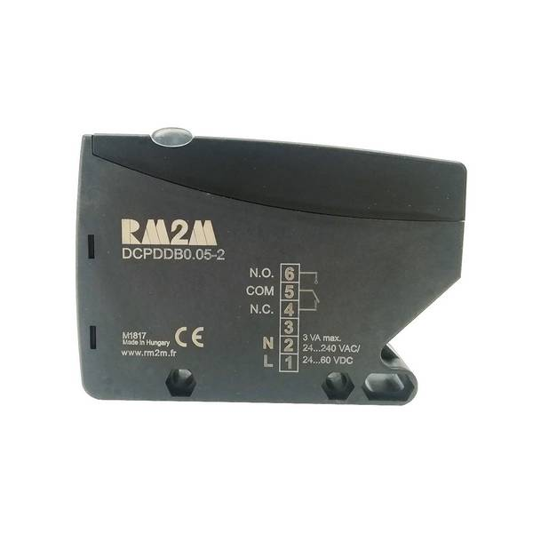 Détecteur photoélectrique infrarouge à détection directe sur objet (sur bornier) • portée 0,05m à 2m