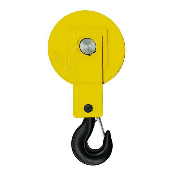 Moufle pour palan 1 réa • Charge 5 t (M5) • Pour câble Ø 10-11 mm