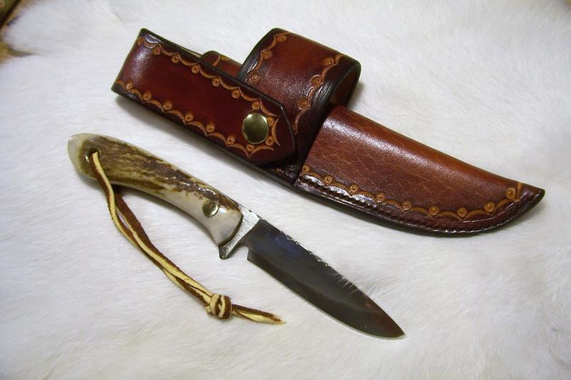 Shoulder Knife Sheath Fixed Blade