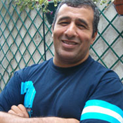 Rachid Saadi entraineur manager RMBOXING