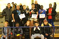 9 champions qualifiés pour les championnats de France