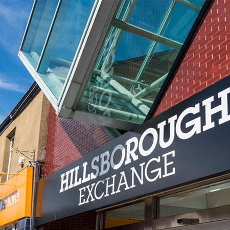 80 new flats proposed above Hillsborough Exchange | Vibe ...