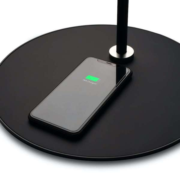 Wireless charging with Helios daylight lamp