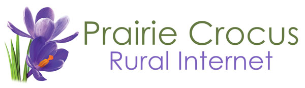 Prairie Crocus Rural Internet