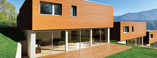 How to Use Cedar Siding: Design Ideas on Siding Modern  id=98881