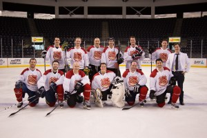 John Barr's Hockey Team