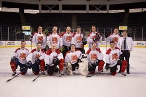 John Barr's Hockey Team
