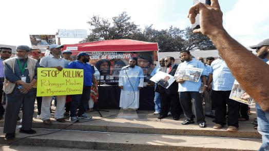 Rohingya Muslim Relief2