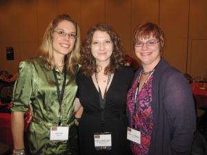 Beth Cato, Rebecca Strauss, Rachel Thompson