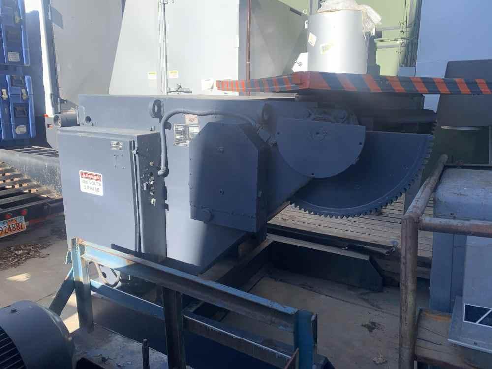 Aronson HS240A 24000 Lb Welding Positioner