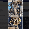 """Wachs Internal Model P07-094 36"""" E.H, Wachs pile Cutting System- Beveling system also"""