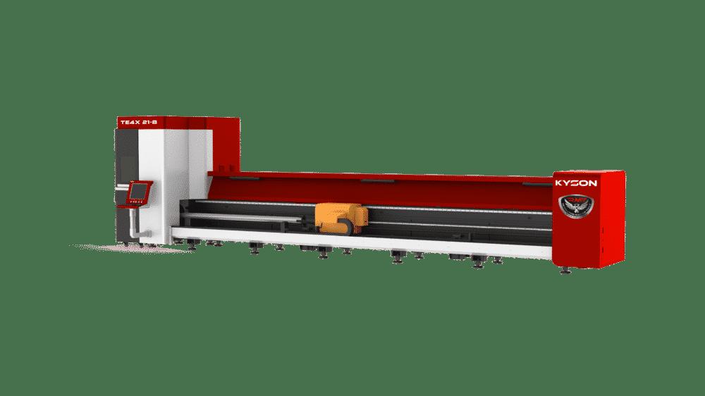KYSON TE4X 21-8 - 1500 Watt
