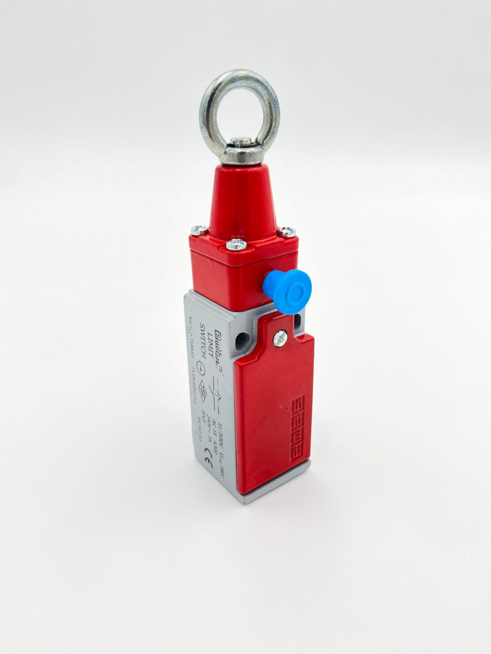 EMAS Limit Switch for Safety Cable for Plate Rolls - LK20K25