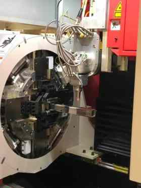5 Axis Tube Laser