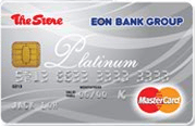 Eon Bank The Store Master Platinum