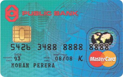 PB MasterCard Standard