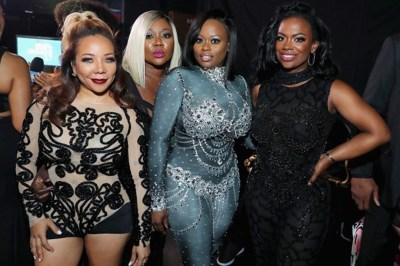 Xscape Tameka 'Tiny' Harris Scott Sisters Kandi Burruss